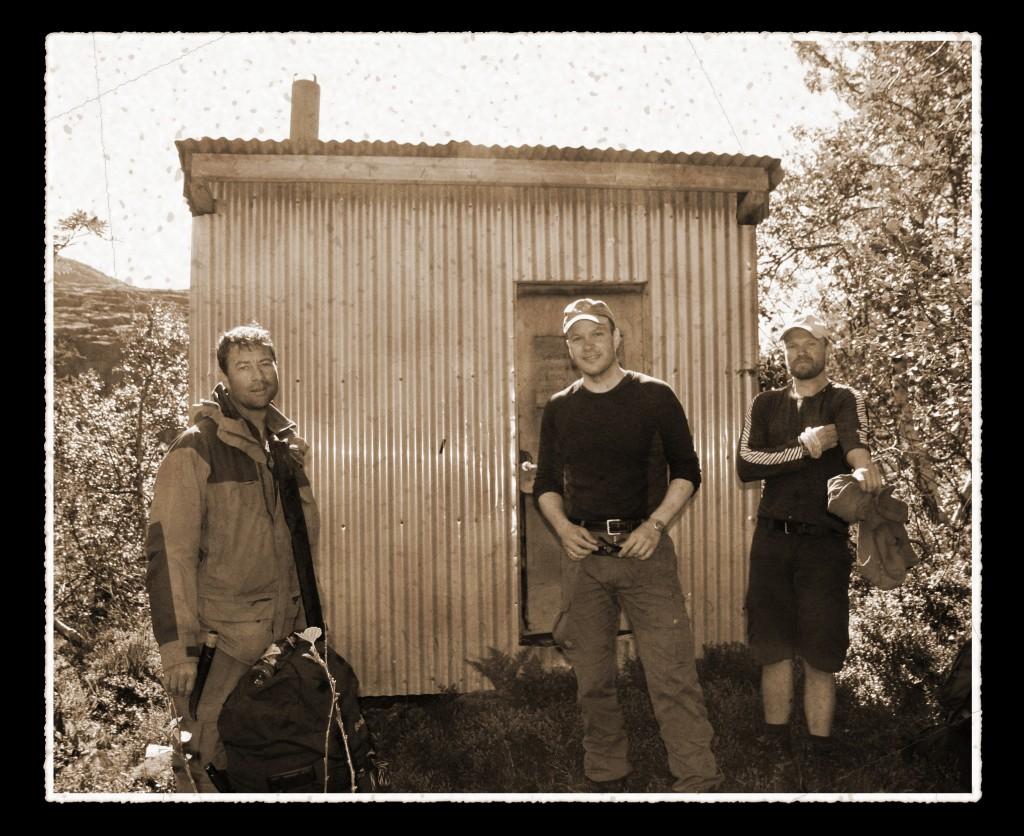 Ligger inngangen til Ålfotens rikdommer bak døren på denne uskyldid utseende hytten?